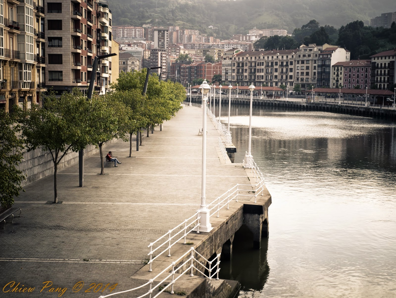 River Nervion, Bilbao