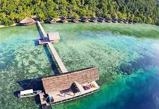 Lodge in Raja Ampat Papua