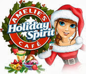 เกมส์ Amelie's Cafe Holiday Spirit