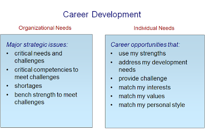 competency-based career planning and development