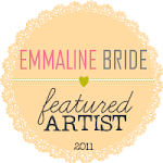I'm a featured Artist on Emmaline Bride