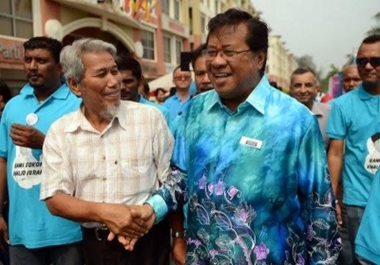 khalid-timbalan-presiden-pkr
