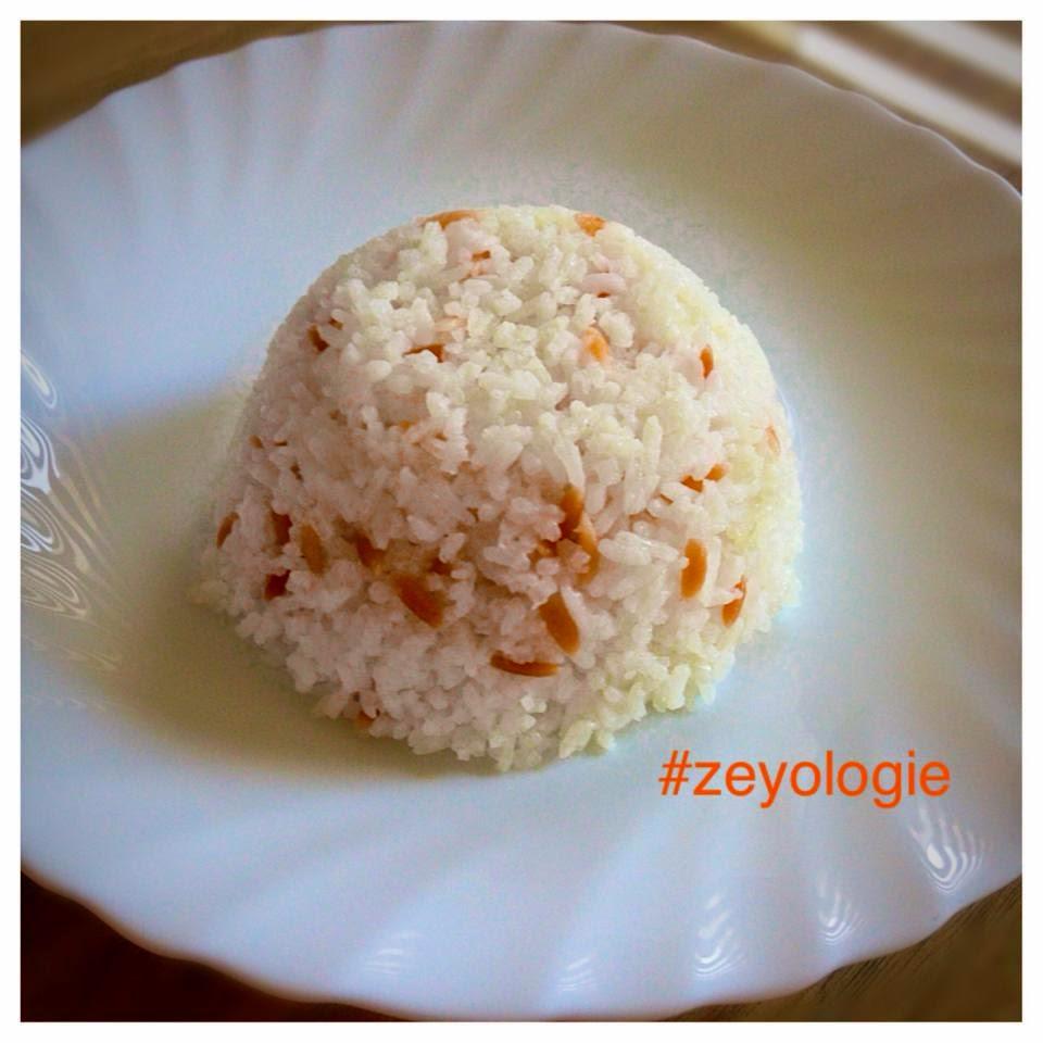 pilav rijst recept