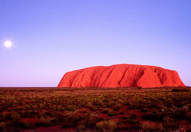 Ayers Rock - Yulara NT