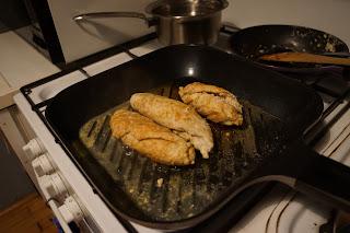 kurczak z cynamonem