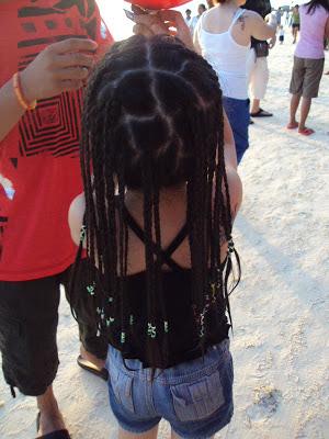 Hair Braid at Boracay
