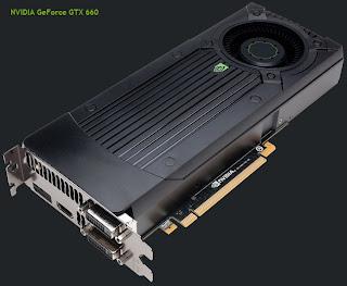 NVIDIA Mengenalkan GeForce GTX 660 dan GeForce GTX 650 Terbaru