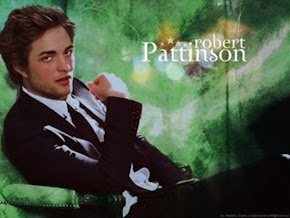 Edward is going GREEN ~ Trees are his Sanctuary and his being lost in his private world