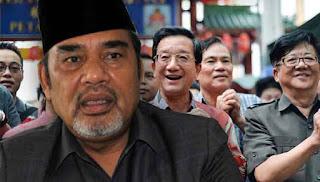 Cina Malaysia jangan ingat China 'God Father'