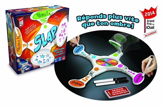 guide, jouets, jeux, noel, 2015, idées, cadeaux, jeu, slap, goliath