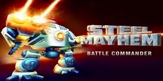 Download Steel Mayhem: Battle Commander Android Game Free