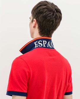 camisas polo da Zara para a Copa do Mundo Brasil 2014