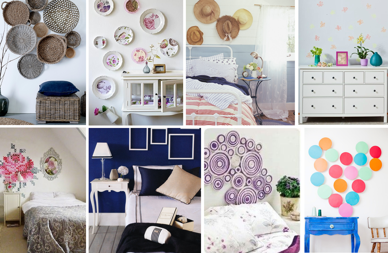 Hogarisimo marzo 2015 - Ideas originales para decorar paredes ...