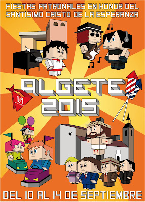 Fiestas Patronales Algete 2015