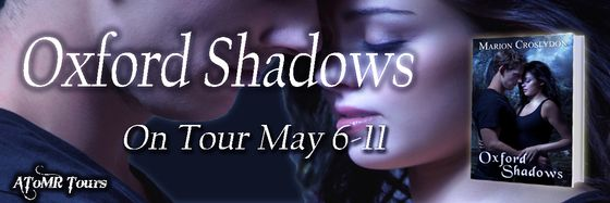 Blog Tour: Oxford Shadows by Marion Croslydon