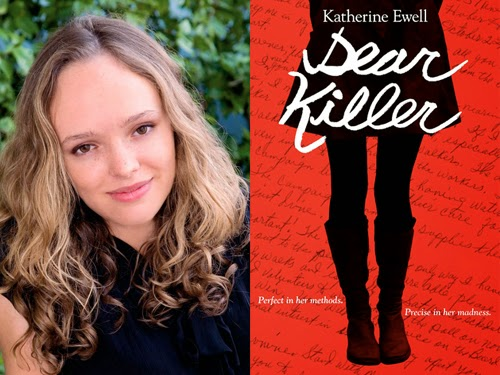 Katherine Ewell, author of Dear Killer