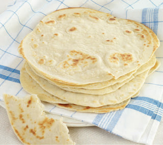 Tortillas-Recipe