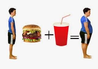 gambar cara menurunkan berat badan