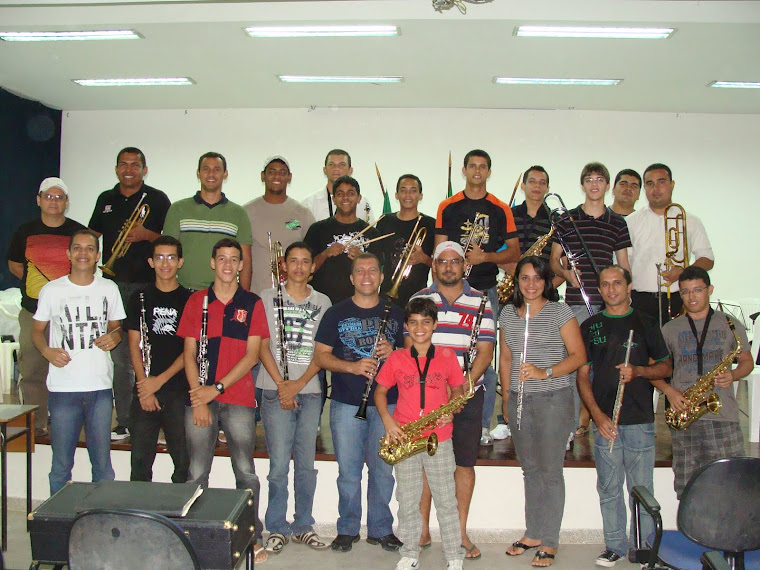 ACM inicia a formao de sua 1 banda de msica