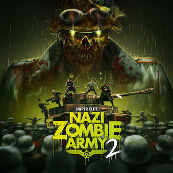 Cover Of Sniper Elite Nazi Zombie Army 2 Full Latest Version PC Game Free Download Mediafire Links At Downloadingzoo.Com