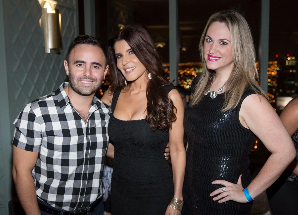 Adriana Cataño Celebró Cumpleaños en Miami