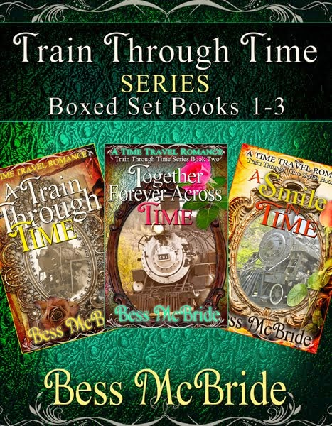 A Train Through Time Boxed Set Books 1-3