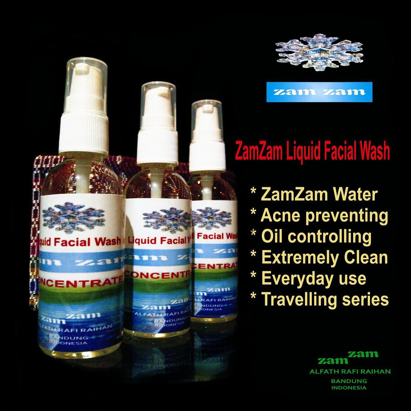 ZC - Facial Wash [Sabun wajah zamzam]