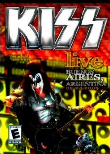 Show KISS Quilmes Rock: Buenos Aires Live Download