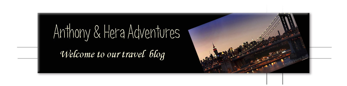 OUR TRAVEL ADVENTURES (Hera Bell & Anthony Travels)