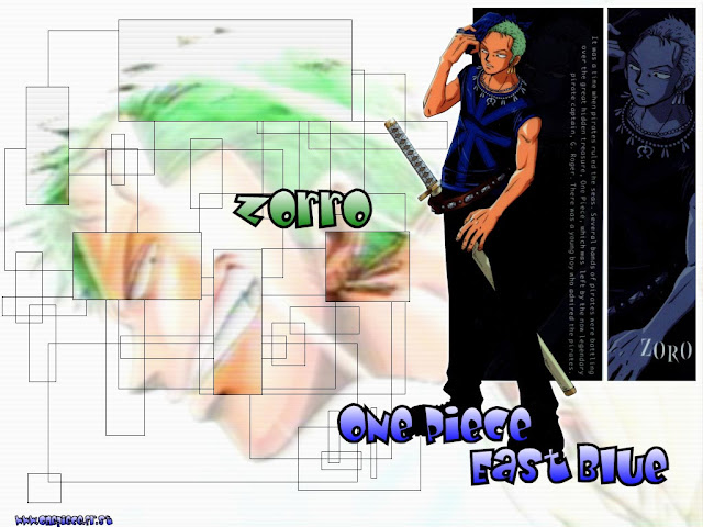 Zoro - East Blue