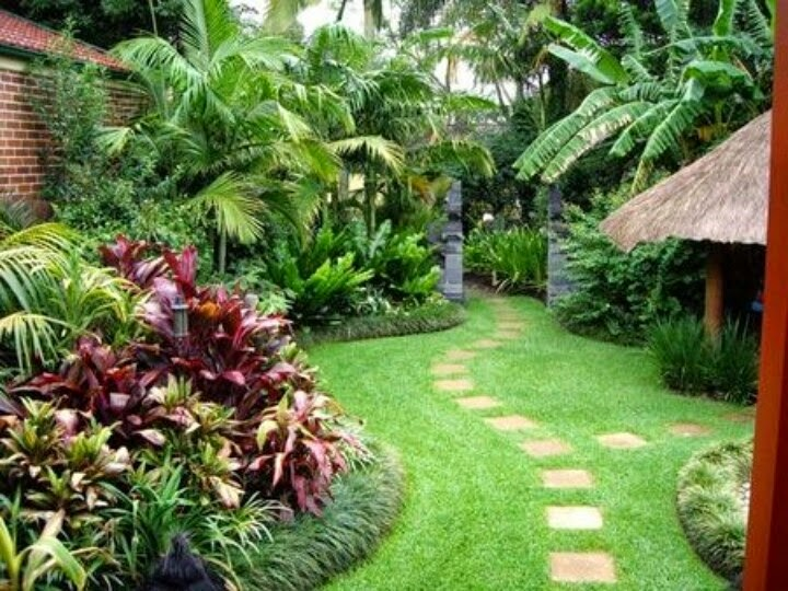 simple garden decorating ideas