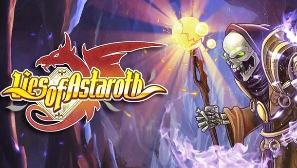 Conheça Lies of Astaroth, um game de fantasia, mistério e intriga