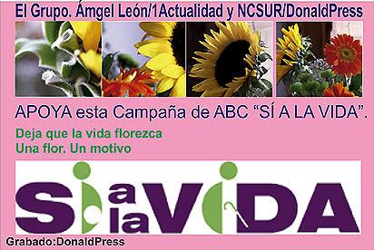 """""""SÍ A LA VIDA"""""""
