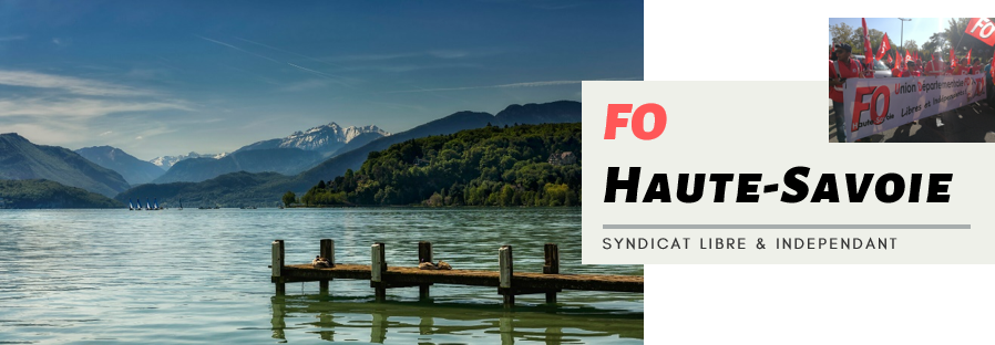 FO Haute-Savoie