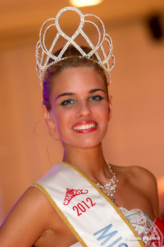 Claudia Vitoria,Miss World Luxembourg 2012