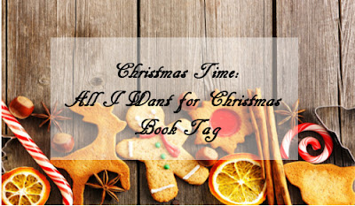 Christmas Time | All I Want for Christmas Book Tag ❄