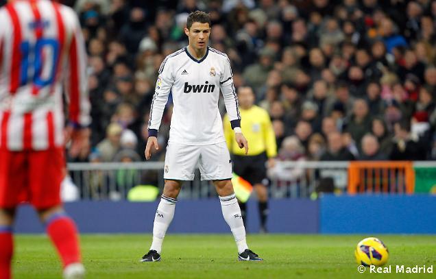 Cuplikan Video Gol Highlights Real Madrid vs Atletico Madrid 2-0