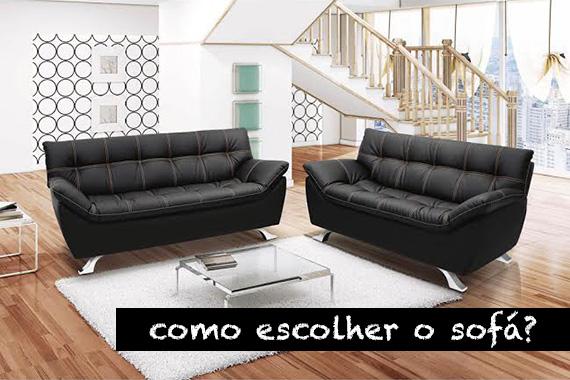Como escolher o melhor sofá?