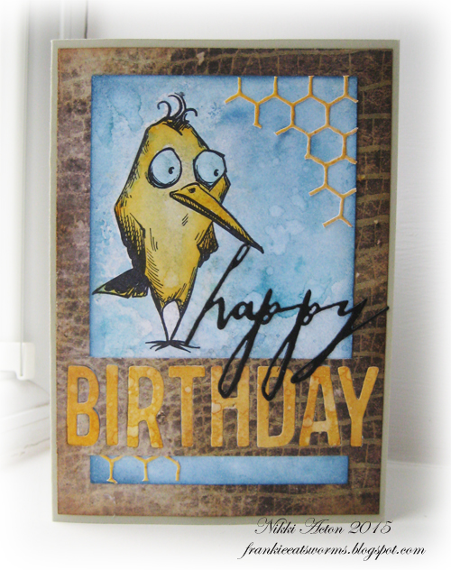 Bird Crazy Tim Holtz
