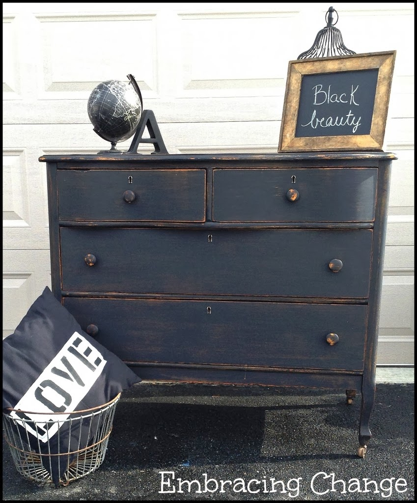 http://staceyembracingchange.com/2014/02/05/rustic-dresser-black-beauty/