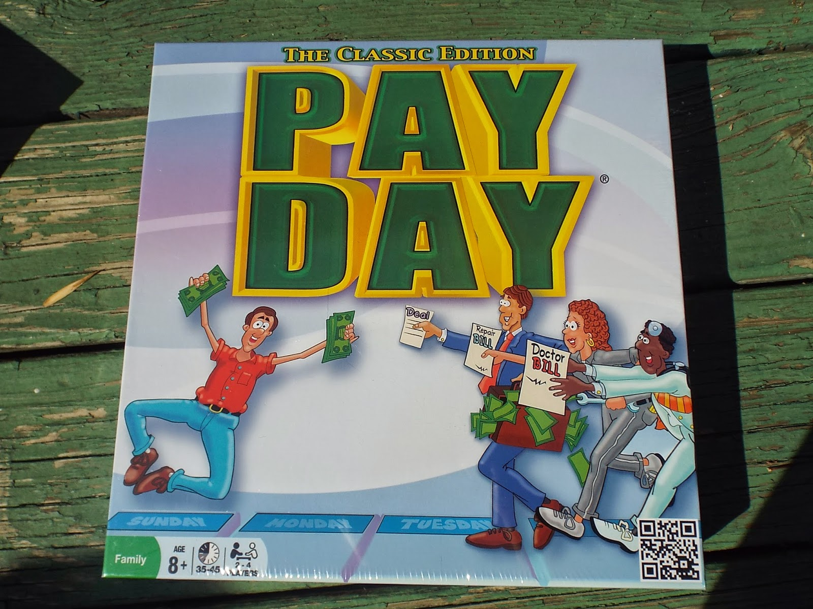 Winning Moves:  Pay Day