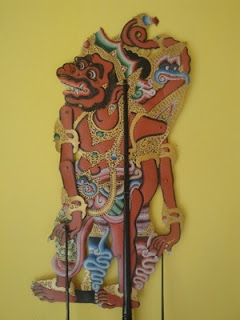 Subali Leather Puppet