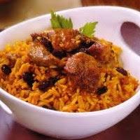 Resep makanan indonesia nasi rempah daging
