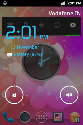 V2 { Jelly Blast } Custom Rom for Samsung Galaxy Ace GT-S5830i