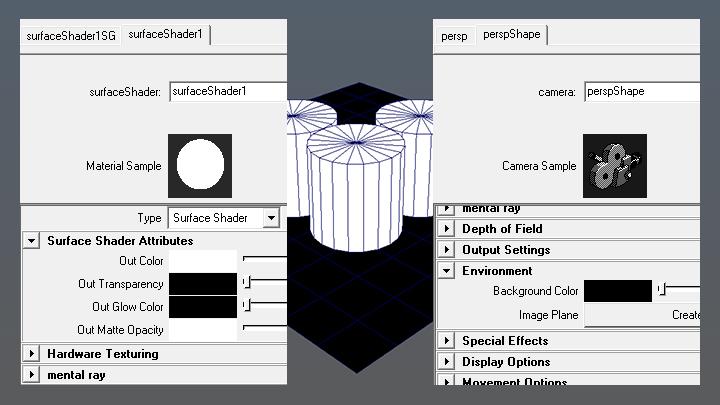 Aplicando Surface Shaders y revisando el color del fondo de la cámara