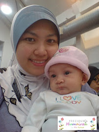 PRECIOUS HUMAIRAH IN THE HOUSE