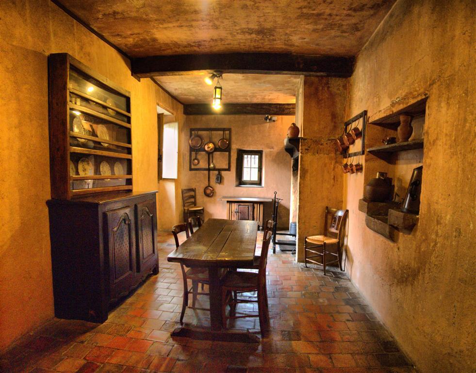 Casa Bernadotte - Cocina