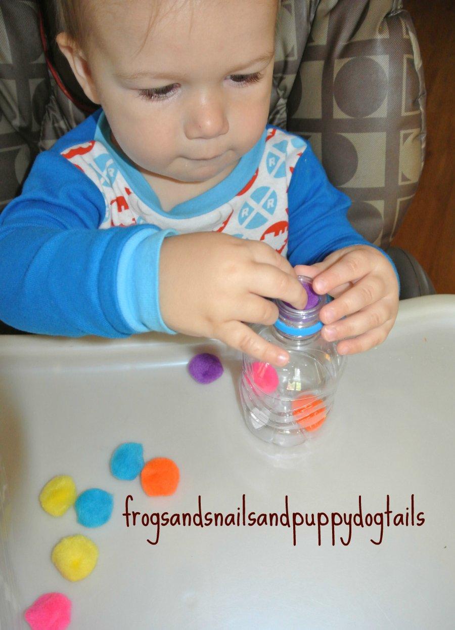 Sensory bottles fine motor skills fspdt for Motor skills for toddlers