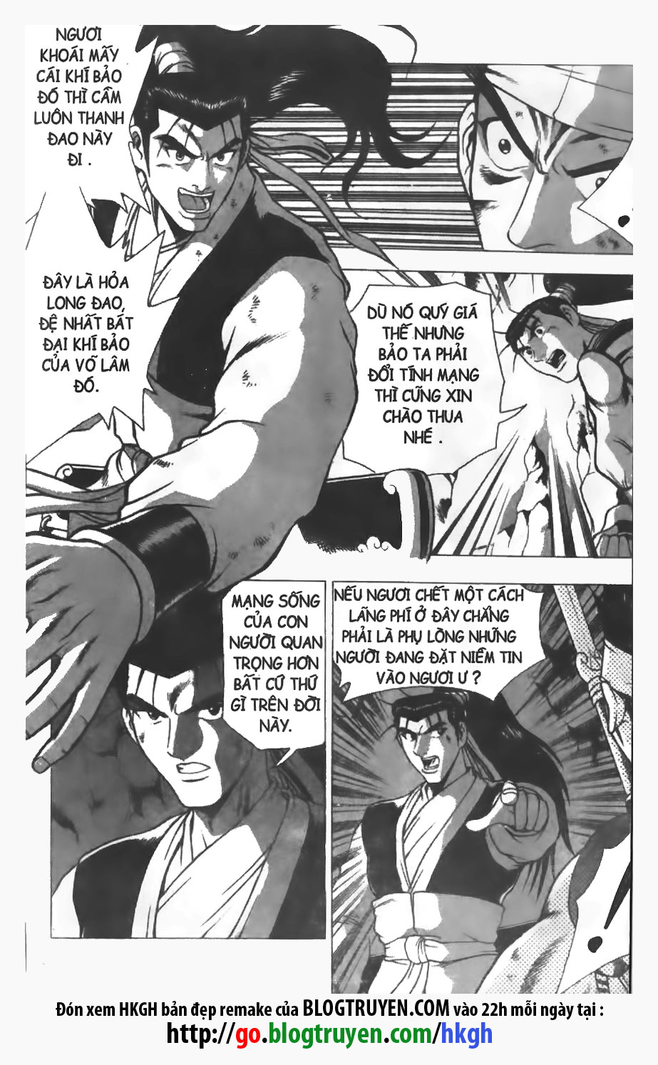 xem truyen moi - Hiệp Khách Giang Hồ Vol19 - Chap 126 - Remake