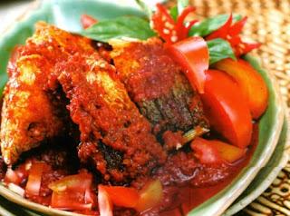 Resep Ikan Bandeng Bumbu Tomat Merah Pedas